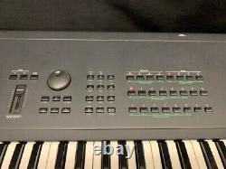 Yamaha SY99 Music Digital synthesizer RCM sound source 76 keyboards From Japan