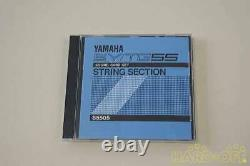 Yamaha Sound Card Sy/Tg55 String Section Synthesizer Module from Japan
