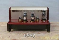 Yamamoto Sound Craft 04050039 A-08 Power Amplifier Tube Type Used from Japan
