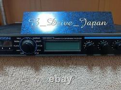 Zoom 9120 Advanced Sound Environment Processor Shipped from JAPAN
